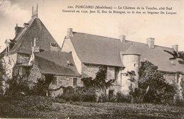 PAS CHER - Morbihan- PORCARO - Château De La Touche - France