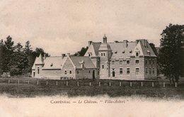 PAS CHER  - Morbihan - CAMPENEAC - Château De La Ville Aubert (monastère La Joie Notre Dame) - France