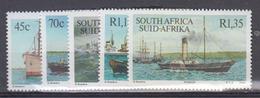 AFRIQUE DU SUD      1994       N °     839 / 843      COTE    5 € 00        ( Q 247 ) - Neufs