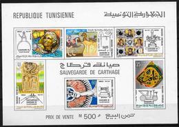 Tunisia/Tunisie: Salvaguardia Di Cartagine, Safeguard Of Carthage, Sauvegarde De Carthage - Archaeology