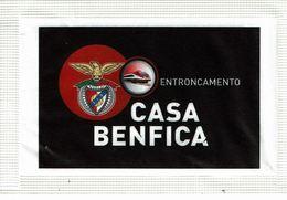 CASA DO BENFICA DO ENTRONCAMENTO , Sugar Bag , Sachet De Sucre - Zucker