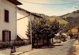 Les ALDUDES - Le Bourg Et La Rue Cherrenda - Aldudes
