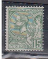 MONACO     1920       N °     44      COTE    9 € 00        ( Q 256 ) - Monaco