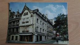 CSM  -  76176. Rouen - Vieilles Maisons Rue D'Amiens - Rouen