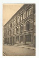 Bruxelles Union Economique Magasin Entrée N° 27 Rue Du Vallon Carte Postale Ancienne - Old Professions