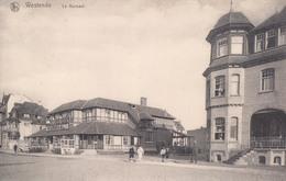 Westende Le Kursaal Feldpost Feldpostkarte - Westende