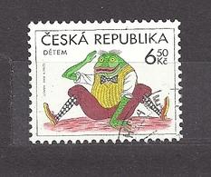 Czech Republic 2004 ⊙ Mi 399 Sc 3241 For Childern. Tschechische Republik. C3 - Czech Republic