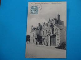 """37 ) Joué-les-tours - N° 8 - Boulevard Gambetta """" Couverture Zingerie GOYON - Année - EDIT : - Autres Communes"""