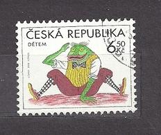 Czech Republic 2004 ⊙ Mi 399 Sc 3241 For Childern. Tschechische Republik. C5 - Czech Republic