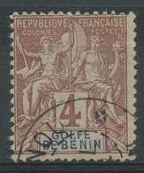 Benin (1893) N 22 (o) - Gebraucht
