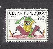 Czech Republic 2004 ⊙ Mi 399 Sc 3241 For Childern. Tschechische Republik. C6 - Czech Republic
