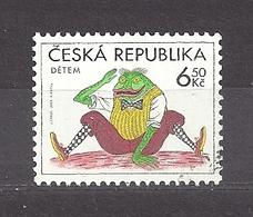 Czech Republic 2004 ⊙ Mi 399 Sc 3241 For Childern. Tschechische Republik. C8 - Czech Republic