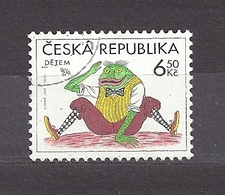 Czech Republic 2004 ⊙ Mi 399 Sc 3241 For Childern. Tschechische Republik. C9 - Czech Republic