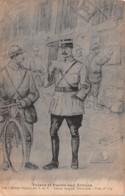 MILITARIA TRESOR DE POSTES 1918 17-1044 - War 1914-18