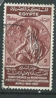 Egypte - Yvert N° 196 Oblitéré   -  Ava 28901 - Used Stamps