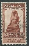 Egypte - Yvert N° 131 Oblitéré   -  Ava 28903 - Used Stamps
