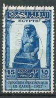 Egypte - Yvert N° 133oblitéré   -  Ava 28904 - Used Stamps