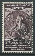 Egypte - Yvert N°    197    Oblitéré   -  Ava 28907 - Used Stamps