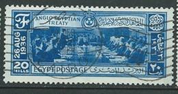 Egypte - Yvert N°    186    Oblitéré   -  Ava 28909 - Egypt