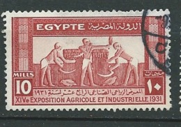 Egypte - Yvert N°  142 Oblitéré  -  Ava 28913 - Used Stamps