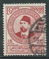 Egypte - Yvert N°  161    Oblitéré  -  Ava 28916 - Used Stamps