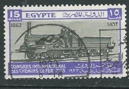 Egypte -   Yvert N°  148   Oblitéré  -  Ava 28922 - Used Stamps