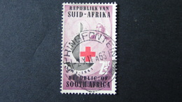 South Africa - 1963 - Mi:ZA 314X, Sn:ZA 285, Yt:ZA 275 O - Look Scan - Usati