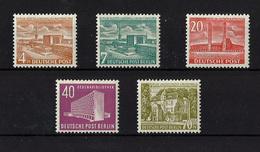BERLIN  **98/102 Nuevo Sin Charnela. Cat.300 € - Unused Stamps