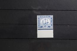 Hongkong Portomarke 17 ** Postfrisch #TL784 - 1997-... Sonderverwaltungszone Der China