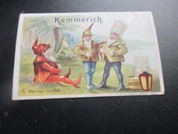 Chromo, Kemmerich - Chromos