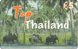 Germany Phonecard  Elefant Elephant - Jungle