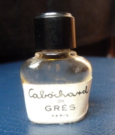 Miniature De Parfum -  Cabochard De Grès  -réf, A 07 - Vintage Miniatures (until 1960)