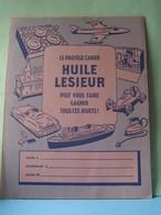 PROTEGE-CAHIER. LES JOUETS. PUBLICITE ALIMENTAIRE. HUILE LESIEUR. 101_0024CPLT.MELU - Protège-cahiers