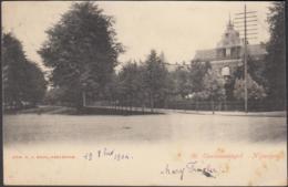CPA Nijmegen St. Canisiussingel, Circulé 1904 - Nijmegen