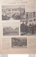 1907 LA GRÈVE DE FOUGÈRES - L'USINE CORDIER - MACHINE BOSTON - Newspapers