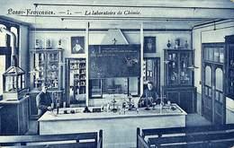 027 536 - CPA - Belgique - Passy-Froyennes - Le Laboratoire De Chimie - Tournai