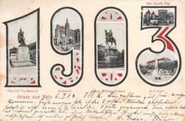 METZ 1903 20-0088 - Non Classés