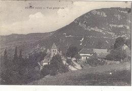SERIN : TRES RARE VUE GENERALE DU VILLAGE.1921.PETITE TACHE.A SAISIR PETIT PRIX .COMPAREZ!! - Autres Communes