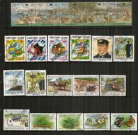 Année Complète 1988 , 21 Timbres Oblitérés Christmas Island, 1 ère Qualité,  Côte  47 Euro - Christmas Island