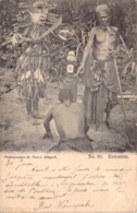 Congo - Exécution - Photographie R. Visser N° 30 - Congo Belge - Autres