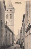43 MONTFAUCON En VELAY La Rue Des Pénitents - Montfaucon En Velay