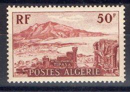 ALGERIE ( Poste ) Y&T N° 327  TIMBRE  NEUF  SANS  TRACE  DE  CHARNIERE , A VOIR . B 20 - Ongebruikt