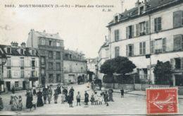 N°8528 -cpa Montmorency -place Des Cerisiers- - Montmorency