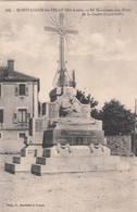 43 MONTFAUCON En VELAY Monument Aux Morts - Montfaucon En Velay
