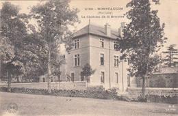43 MONTFAUCON En VELAY Château De La Bruyère - Montfaucon En Velay