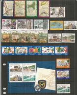 Année Complète 1991 , 20 Timbres =  B-F Oblitérés Christmas Island, 1 ère Qualité,  Côte  69 Euro - Christmas Island