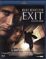 DVD Blu Ray  EXIT - Acción, Aventura