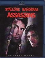 DVD Blu Ray Assassins STALLONE BANDERAS - Acción, Aventura
