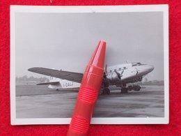 FOTOGRAFIA  AEREO FIAT G 12 ALITALIA Matricola I-DALI - Aviazione