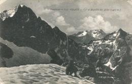38 - COL Et AIGUILLE Des ARIAS - Le Repos Après L'Effort !! - Andere Gemeenten